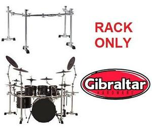 NEW* GIBRALTAR CURVED DRUM RACK - 127795423 - 4-POST