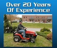 Do you have a large lawn needs cutting? Commercial Rural Acre+