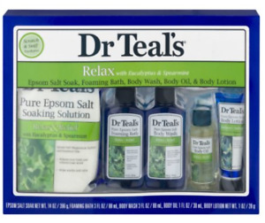 Dr. Teals Gift Set - Relax