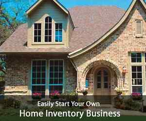 Own your own Home Inventory Business