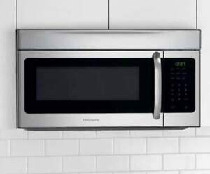 Frigidaire 1.6 Cu. Ft. Over-The-Range Microwave/Hood