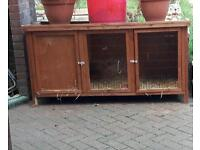 Guinea-pig hutch for sale