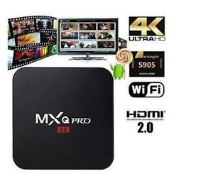 NEW QUAD CORE HD ANDROID TV BOX - ENJOY THE PROGRAMS YOU LIKE and stop paying for junk you don't even watch!!!