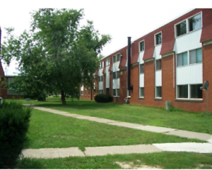 Two Bedroom  – Heat Included   Near Lauzon Pkwy & Tecumseh