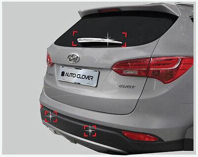 Chrome Door Catch Molding Cover For 2013 2014 2015 Hyundai Santa Fe DM Sport