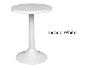 Outdoor Italian BISTRO TABLE - White Pyrmont Inner Sydney Preview