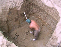 Can U Dig? We Are Now Hiring Skilled Laborers! Must Have G2.