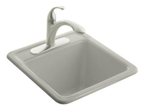 Porcelain Mop Sink : Cast Iron Utility Sink eBay