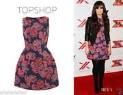 TOPSHOP Floral Dress 10
