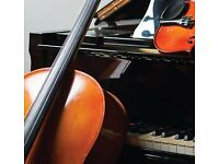 Enthusiastic And Experienced Cello, Piano and Music Theory Teacher