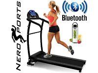 Nero Sport Bluetooth Treadmill
