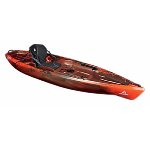 2 Ascend Sit on top Kayaks 10ft