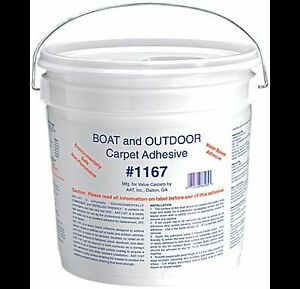 Boat Marine Indoor Outdoor Carpet Water Based Adhesive
