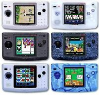 LOOKING FOR Neo Geo Pocket, TurboGrafx