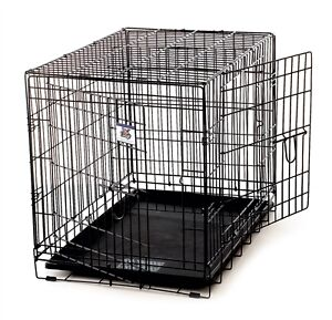 Medium Double Door Kennel Crate