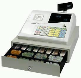 Olivetti ECR 350 cash register