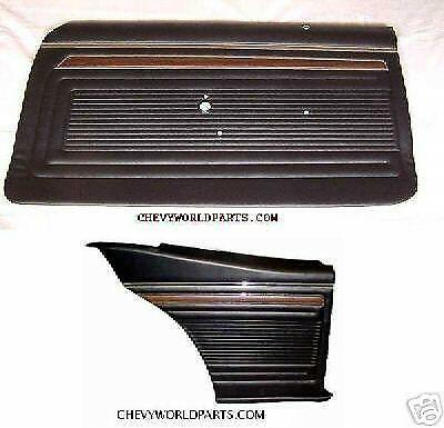 72 Nova Door Panels Ebay