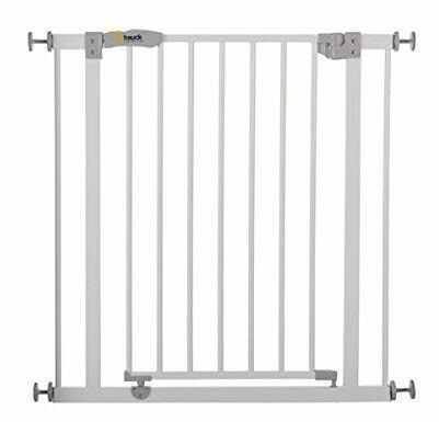 Hauck Autoclose N Stop Child Safety Stair Gate In Peterborough