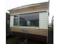 Static Caravan - spares or repairs - bargain price - £500 - Atlas Festival
