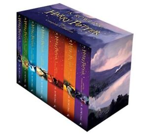 NEW - Harry Potter (Soft Cover)Boxed Book Set