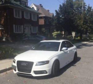 AAUDI S4  Premium Plus  Loaded with Custom Upgrades