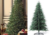 Free: 2 Christmas trees and 2 tote boxes