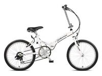 Viking Urbanisi folding bike