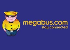 Toronto - Kirkland, QC Megabus Tickets May 23 for 1 person