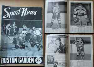NHL hockey programs