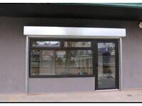 Eston. Clean modern shop to rent