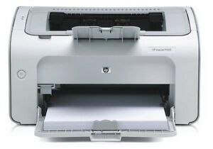 Printer HP LaserJet 1005 + sealed refill kit and toner