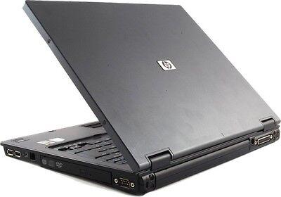 """HP compaq nc6320 15""""Intel Core 2 CPu/T5500 1,66 GHz 3GB RAM 80Gb DVD+RW Win7 pro"""