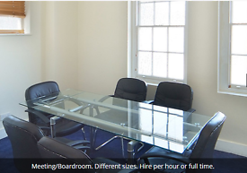 Serviced Office Space for 5-80 people in Berkeley Square (W1J) | Private, modern, flexible