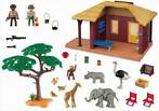 Playmobil - Wildlife - 5907 - Safari Hut