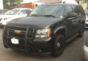 2009 Chevrolet Tahoe Police Package, Cert & E-Test, Winter Tires