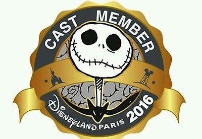 Disneyland Paris Halloween Jack (Pins - Jack Halloween - Disneyland Paris Cast Member Exclusive)