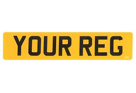 Registration plate SCO5GTY SCOTY SCOTY G SCOT OFFERS PLEASE