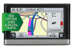 Garmin Nuvi 2597LMT GPS Mint Condition