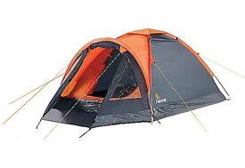 Brand New Sealed Adventura 2 Man Easy Up Tent