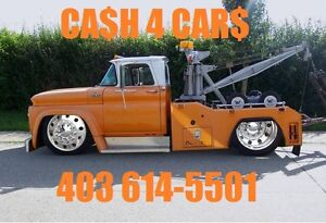 FASTEST AND ON TIME AUTO REMOVAL CALL DAN 403 614 5501 $