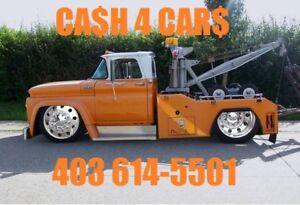 MAKE ME YOUR FIRST CALL ALL AUTOS CASH 403 614 5501 $$$$