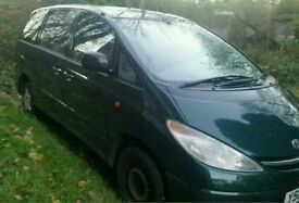 TOYOTA PREVIA 2002 BREAKING - ALL PARTS AVAILABLE