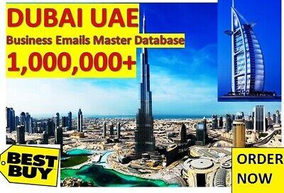 Dubai Business Email Lists Dubai Email Database Dubai B2b Emails Dubai B2c