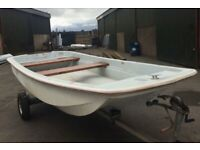 Dory Boat, Orkney or Dell Quay - WANTED