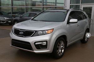 2013 Kia Sorento SX with DVD Players SUV, Crossover (Acura West)