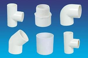 liquidation PVC Fittings @ $.45 /each  Tx included