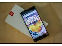 OnePlus 3t 128GB (unlocked)