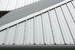 Looking to buy used steel roofing sheets