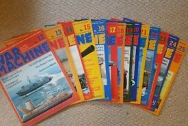 Job Lot War Machine Magazine Collection! Resale/carboot