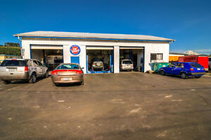 Looking for a garage bay to rent for a day.